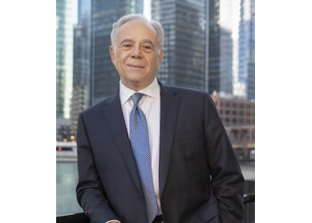 Chicago business lawyer George S. Bellas - Bellas & Wachowski