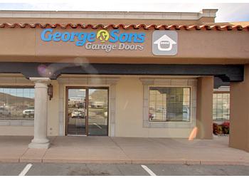 Reno garage door repair George & Sons Garage Doors