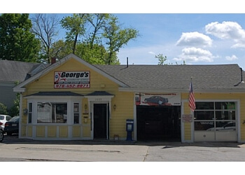 Lowell car repair shop George's Automotive Services