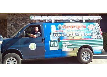 Palmdale hvac service George's Heating & Air Conditioning Inc.,