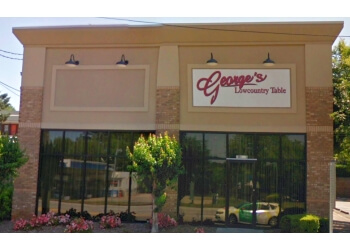 Athens seafood restaurant George's Lowcountry Table