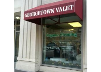 Washington dry cleaner Georgetown Valet