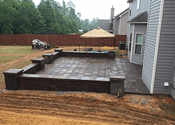 Augusta landscaping company Georgia Outdoor Services