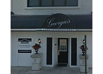 Toledo seafood restaurant Georgio's Cafe International