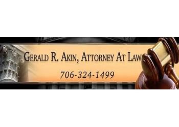 Columbus bankruptcy lawyer Gerald R. Akin