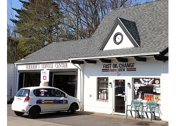 Worcester car repair shop Gerardi's Service Center