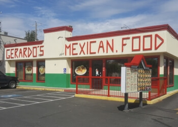 Spokane mexican restaurant Gerardo's Authentic Mexican Food