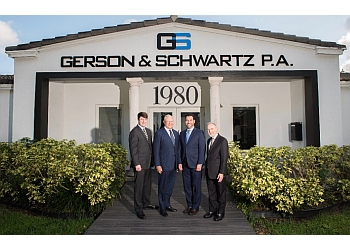 Miami personal injury lawyer Gerson & Schwartz, PA