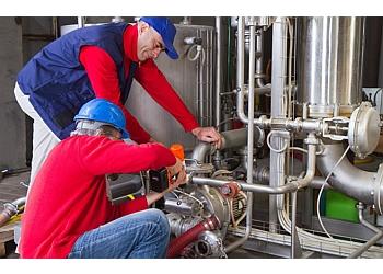 Boston hvac service Gervais Plumbing & Heating Inc.