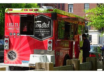 Hartford food truck Get It Toasted