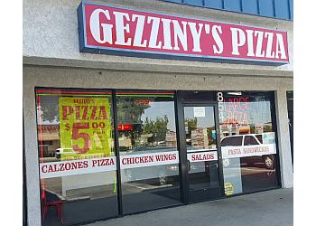Lancaster pizza place Gezziny's Pizza