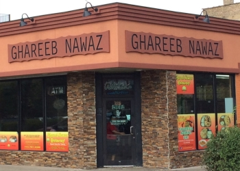 Chicago indian restaurant Ghareeb Nawaz