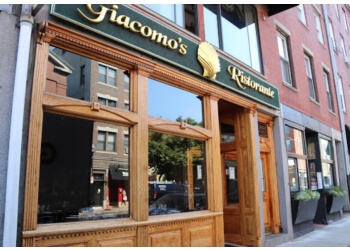 Boston italian restaurant Giacomo's Restaurant