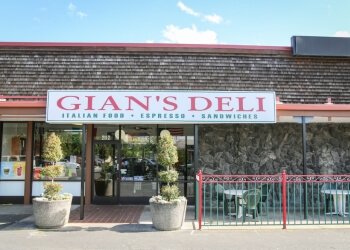 Stockton sandwich shop Gian's Delicatessen