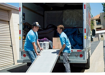 Victorville moving company Giant Monkey Movers