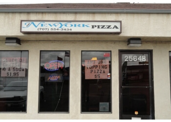 Vallejo pizza place Giant New York Pizza