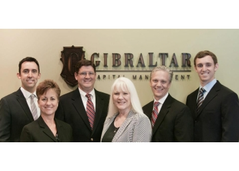 Tulsa financial service Gibraltar Capital Management