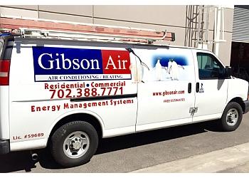 Henderson hvac service Gibson Air Conditioning