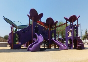 El Monte public park Gibson Mariposa park