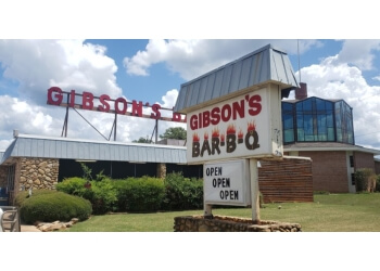 Huntsville barbecue restaurant Gibson's Bar-B-Q