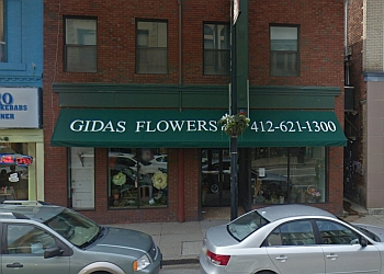 Pittsburgh florist Gidas Flowers