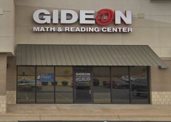 Little Rock tutoring center Gideon Math & Reading Center