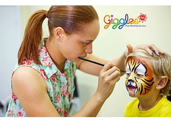 Richmond face painting Giggles Inc. Face Painting Services