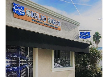 Jacksonville sign company Giglio Signs