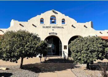 Gilbert places to see Gilbert Historical Museum