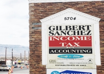 Albuquerque tax service Gilbert Sanchez Income Tax Services