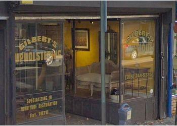 Philadelphia upholstery Gilbert's Upholstery