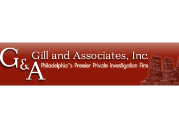 Philadelphia private investigators  Gill & Associates, Inc.