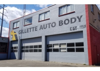New Haven auto body shop Gillette Auto Body Co Inc.