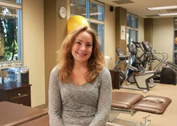 Irvine physical therapist  Gillian Foley, PT, DPT