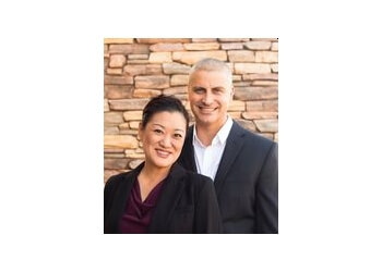 North Las Vegas real estate agent Gina & Jason Saylor