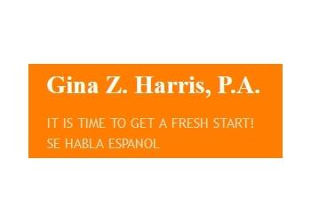 Pembroke Pines bankruptcy lawyer Gina Z. Harris
