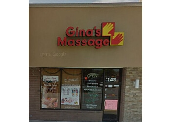 Olathe massage therapy Gina's Massage
