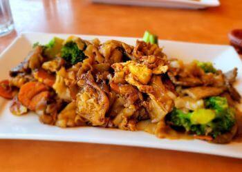 Salinas thai restaurant Ginger Thai Kitchen