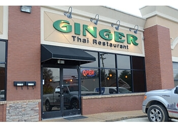 Nashville thai restaurant Ginger Thai Restaurant