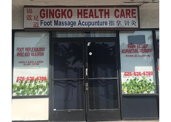 El Monte massage therapy Gingko Health Care
