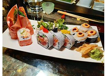 Cleveland sushi Ginko Restaurant