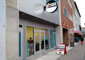 Hartford japanese restaurant Ginza Express