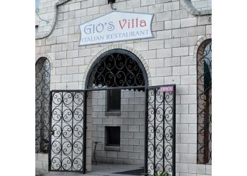 Brownsville italian restaurant Gio's Villa