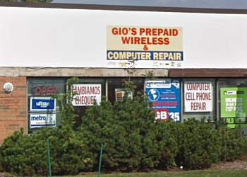 Elgin computer repair Gio's Wireless & Computer Repair