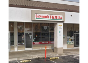 Sunnyvale pizza place Giovanni's Pizzeria