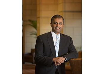Lubbock urologist Girish C Vallabhan, MD