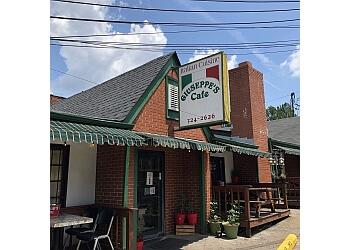Birmingham italian restaurant Giuseppe's Cafe