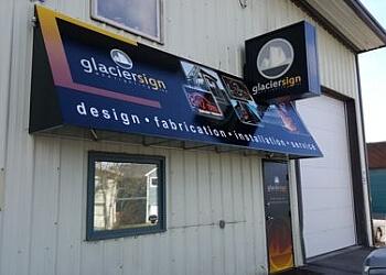Anchorage sign company Glacier Sign & Lighting Inc.