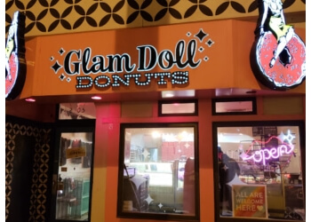 Minneapolis donut shop Glam Doll Donuts