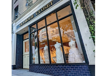 San Francisco bridal shop Glamour Closet